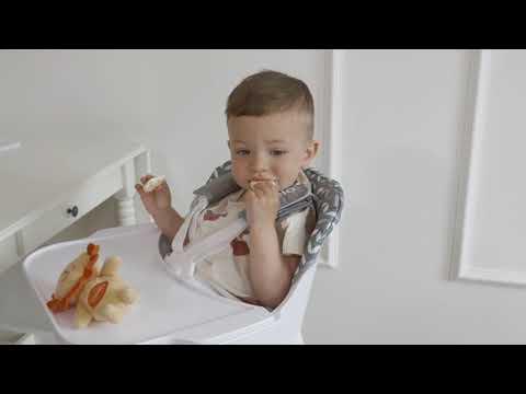 Lionelo Koen  2 in 1: Hochstuhl für Fütterung und Kinderstuhl