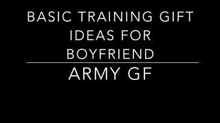Army Gf: Basic Training Ideas