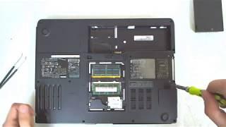 Dell Inspiron 6400 / E1505 disassembly
