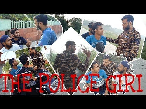The Police Giri, funny video || jhonny jazz || comedy video 2018