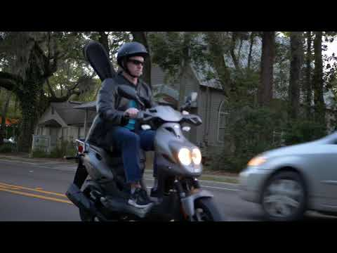 2018 Genuine Scooters Roughhouse 50 Sport in Tulare, California - Video 1