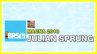 Julian Sprung: Planning for Hurricanes and Other Natural Disasters | MACNA 2018