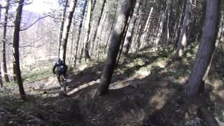 preview picture of video 'Sunshine Shred - Wharncliffe Woods on Hardtails'
