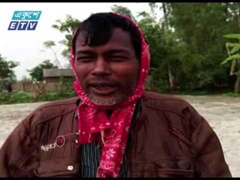 তিস্তায় কমে গেছে পানি প্রবাহ, কর্মহীন চর এলাকার কৃষি শ্রমিকরা | ETV News