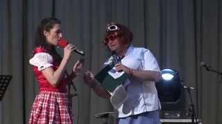 Konrad Pižorn KONDI   Humorist   skeč 2   KONCERT RADOMLJE PONOČI 2015