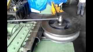 Rapid Pipe Bending 168 3mm Dia