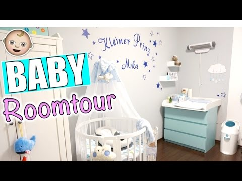 BABY ROOMTOUR 2017 ♥︎ Junge