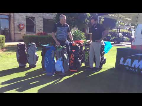 Sun Mountain Golf Bag Review