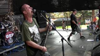 Video DOBYTCI MOR Live At OEF 2011
