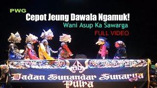 Gambar cover WAYANG GOLEK Ngalucu Dalang DADAN SUNANDAR SUNARYA - Putra Giri Harja 3 (Full Video)