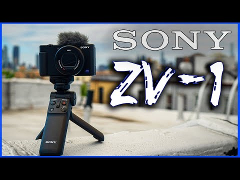 External Review Video R4VBxtA9zfs for Sony ZV-1 Vlog Compact Camera