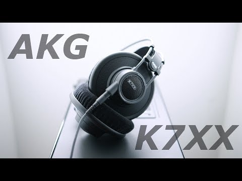 "AKG K7XX – The ""Affordable"" Audiophile Headphones!"