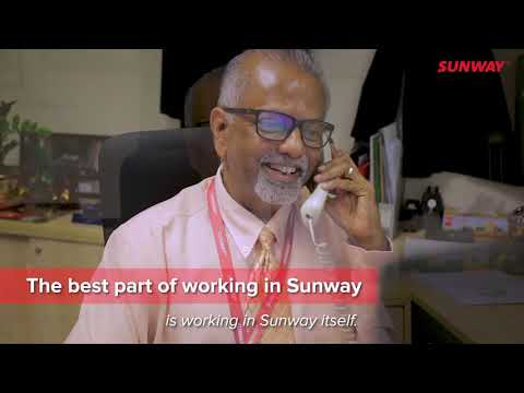 Long Service Series: Norman Jayatilake, Sunway Group