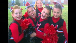 2015 5th & 6th Muskego Youth Football (MYF) Cheer Squad