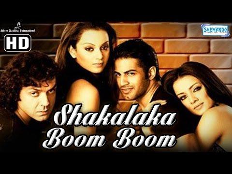 Download Shakalaka Boom Boom{HD} - Bobby Deol, Kangana Ranaut, Upen Patel - Hindi Movie-(With Eng Subtitles) HD Mp4 3GP Video and MP3