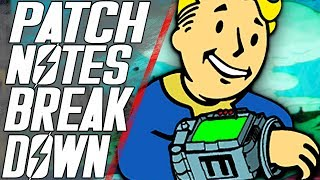 YOU CAN STILL SERVER HOP IN FALLOUT 76 | FALLOUT 76 PATCH NOTES | Fallout 76 Patch Notes Breakdown