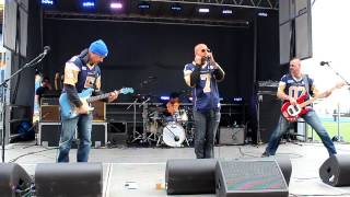 The Watchmen Banjobowl 2012 4 Any Day Now