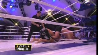 Александр Шлеменко vs Anthony Ruiz - League S-70 08-11-12