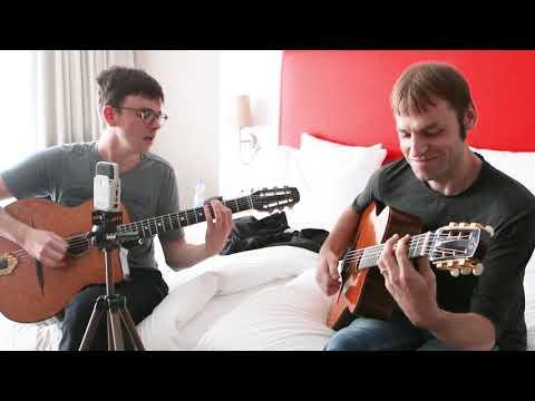 When I'm 64 - Beatles Gypsy Jazz Cover (Feat. Adrian Holovaty)