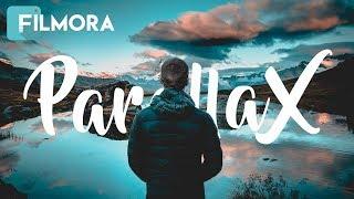 Tutorial Edit Parallax Effect Video Di Filmora (PC dan Laptop)
