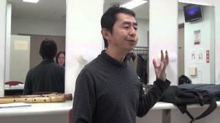 石牟礼道子の世界Vインタビュー原郷界山