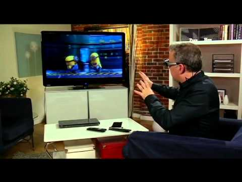 Sharp Aquos Quattron HD 3DTV Review