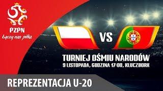 U-20: Cały Mecz Polska - Portugalia