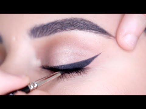 HOW TO: GEL EYELINER | Hindash