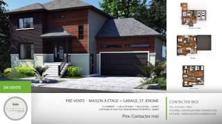 preview picture of video 'Maison à vendre St-Jérome'