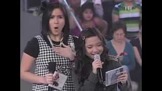 Charice — 'I Will Survive', on Wowowee