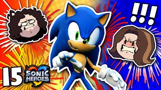 Arin's FURIOUS RAGE returns - Sonic Heroes: PART 15