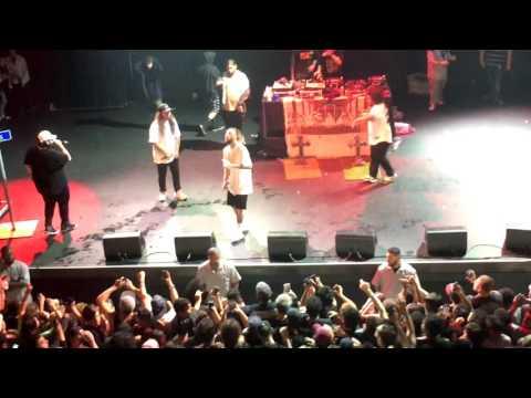 $uicideboy$ - Paris (Live in LA, 11/6/2016)