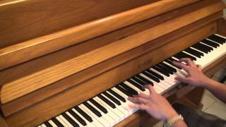 Dar um Jeito (We Will Find a Way) [The Official 2014 FIFA World Cup Anthem] Piano by Ray Mak