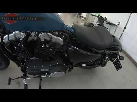 2021 Harley-Davidson Forty-Eight XL 1200X