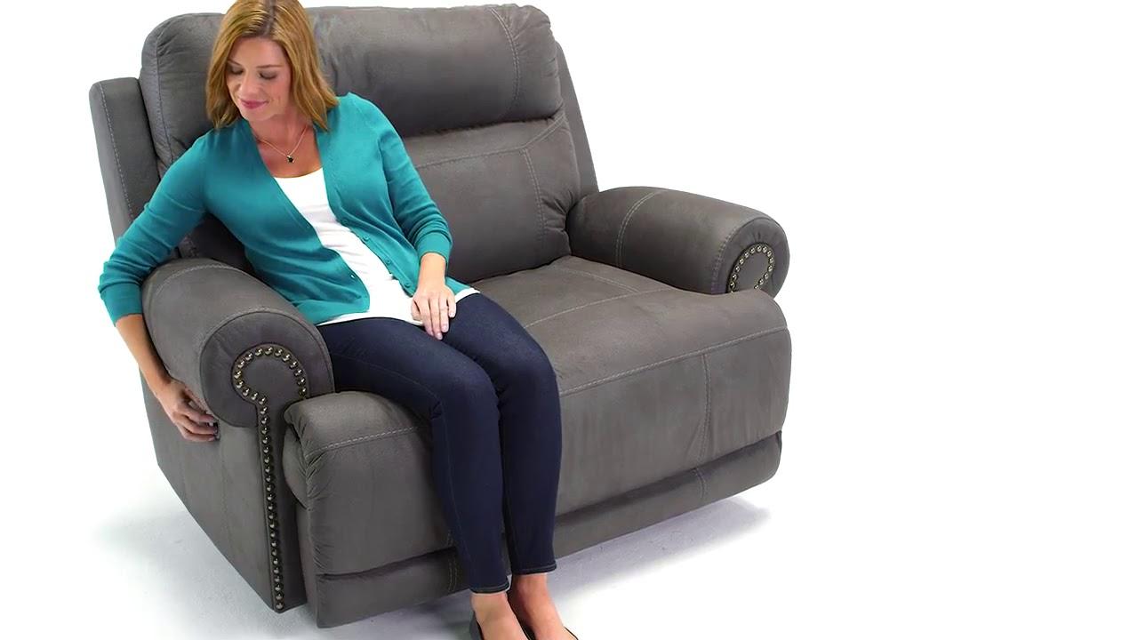 Strange Austere Gray Power Reclining Living Room Set Pdpeps Interior Chair Design Pdpepsorg