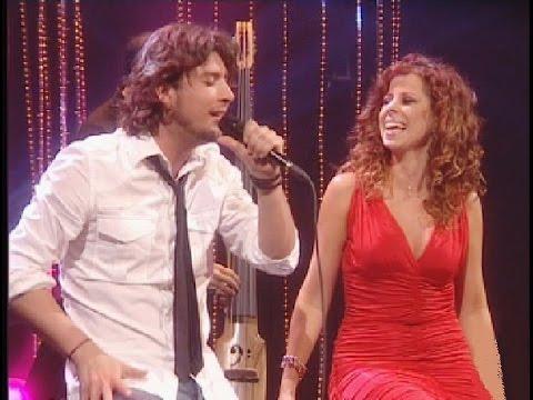 """Manuel Carrasco y Pastora Soler cantan """"Sólo tú"""""""