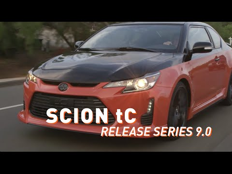 scion unleashes the double trouble tc release series 9 0 autoevolution. Black Bedroom Furniture Sets. Home Design Ideas