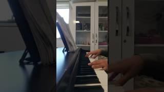 Küçüğüm Piyano Cover....