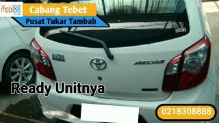 For Sale : Mobil Bekas Agya g trd 2015 AT Putih.