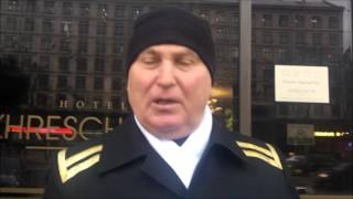 """Киевляне об отставке Яценюка: """"Хай біжить"""""""
