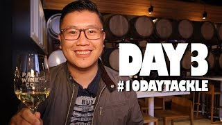 #10DAYTACKLE - FOOD AND FOOD (Day 3)