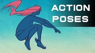 Animating Dynamic Action Poses For Action Scenes