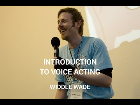 Introduction to Voice Acting