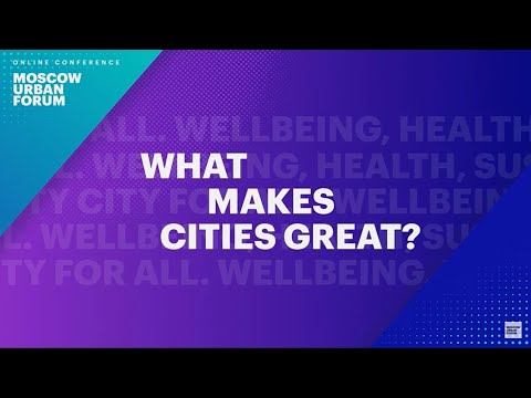 Edward Glaeser (Triumph of the City): What Makes Cities Great? (ENG)
