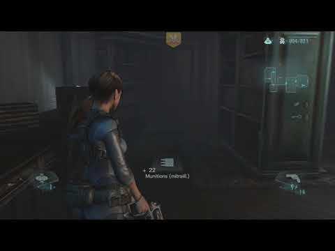 JVL se la joue ! #4 : A la découverte de Resident Evil Revelations sur PS4/Xbox One de Resident Evil : Revelations