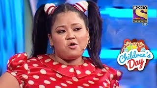 Comedy Circus Ka Tadka | Lalli Is The Naughtiest Kid | Children's Day Special
