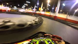 preview picture of video 'Go Kart Parma GoPro Hero 3+ black edition'