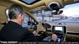 How to reset service light on a 2012 Porsche Cayenne - Bob Saget