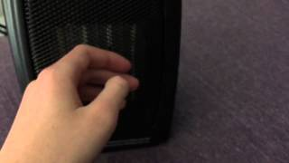Comfort zone heater.
