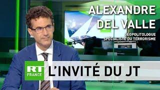 Alexandre del Valle sur RT :  Idleb « est le plus grand bastion d'Al-Qaïda dans le monde. »
